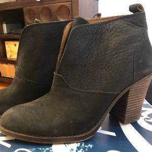 NIB Lucky Brand Booties
